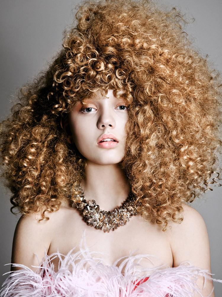 Taglio capelli Ricci…qualche info   Tirrico Fulvio